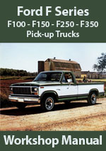 Ford F Series Pick Ups 1980-1995